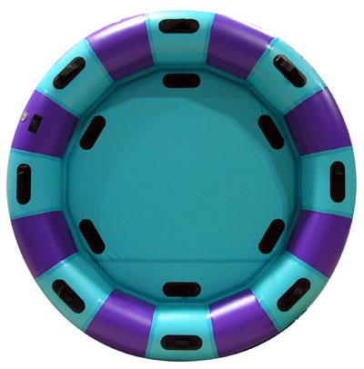 Round Family Rafts